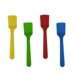 Eislöffel, PS 8,5 cm farbig sortiert - Bild 1