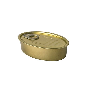 "Fingerfood-Schalen, Metall oval 120 ml 3 cm x 11,4 cm x 7,4 cm ""Con Tapa"" - Bild 1"