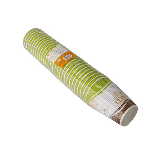 """""""Premium Line"""" Trinkbecher, Pappe 0,25 l Ø 9 cm · 10 cm farbig """"Ripple Wall"""" - Bild 2"""