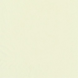 Servietten, creme 3-lagig 1/4-Falz 40 x 40 cm - Bild 2