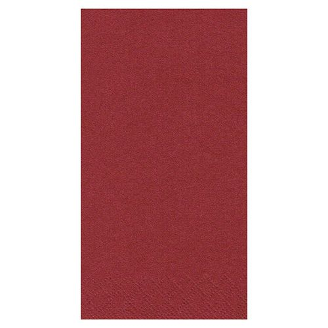 Servietten, bordeaux 3-lagig 1/8-Falz 33 x 33 cm - Bild 2