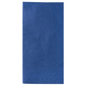 Servietten, dunkelblau 3-lagig 1/8-Falz 40 x 40 cm - Bild 2