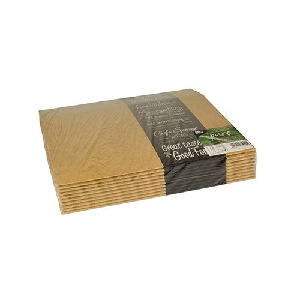 "Catering-Kartons ""pure"" eckig 8 x 24,7 x 35,7 cm ""Good Food"" klein - Bild 2"