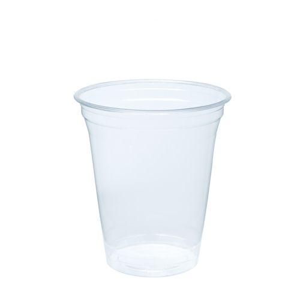 "Trinkbecher ""Polarity"", PLA 0,3 l Ø 9,5 cm · 10,7 cm glasklar - Bild 1"