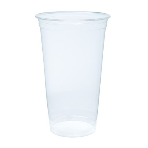 "Trinkbecher ""Polarity"", PLA 0,5 l Ø 9,5 cm · 15,1 cm glasklar - Bild 1"